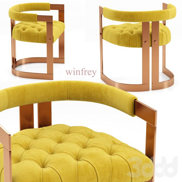 Winfrey dining chair - Ottiu