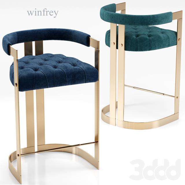 Winfrey bar chair - Ottiu
