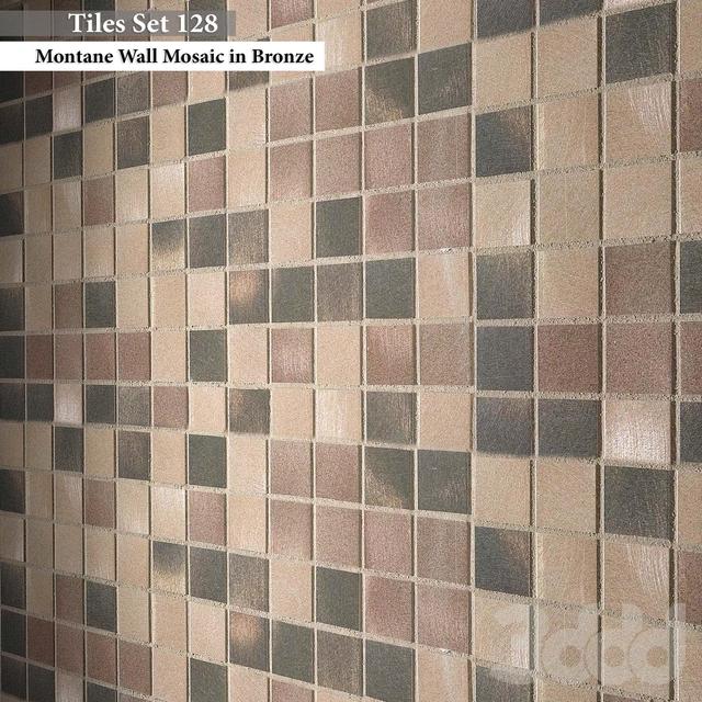 Tiles set 128