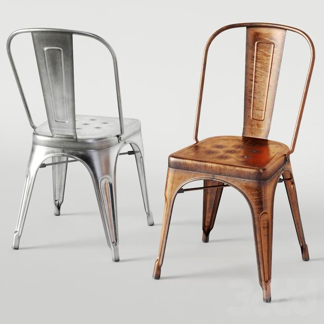 Xavier Pauchard Tolix Style Chair