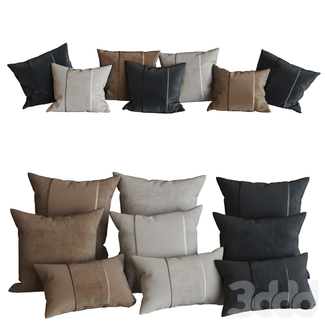 RH Pillow Set
