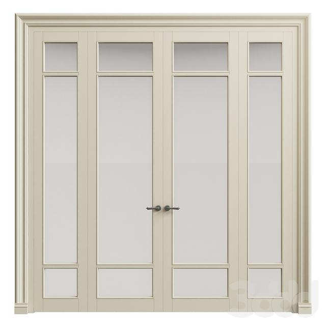 Межкомнатный классический дверь