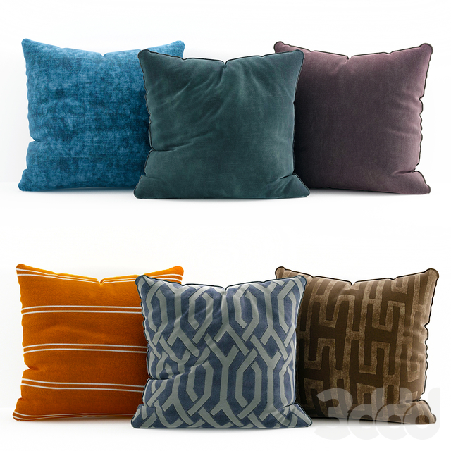 Pillows collections № 001