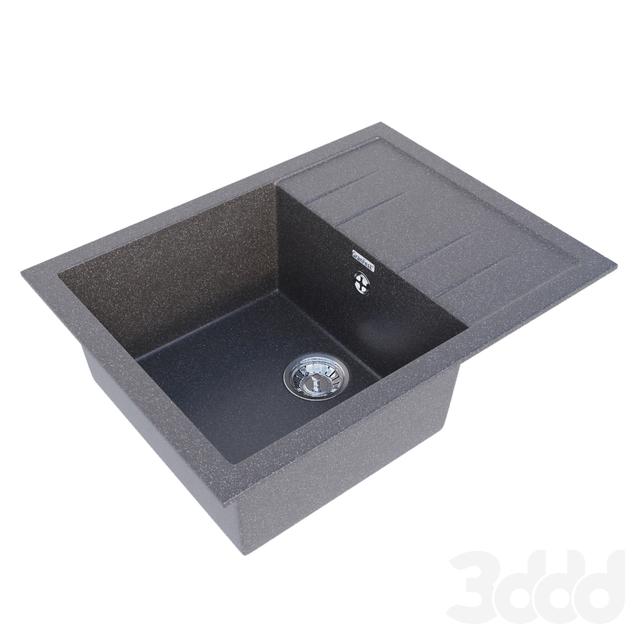 Кухонная мойка GranFest GF-Q650L