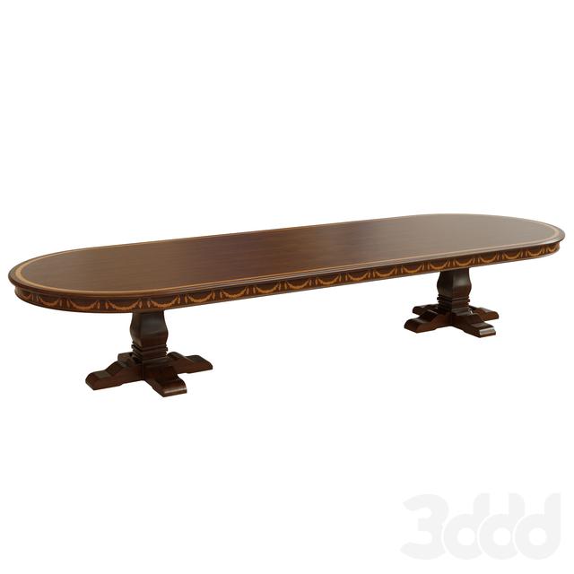 Обеденный стол с шпоном_4000