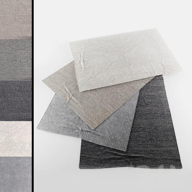Коллекция реалистичных ковров | RH Performance setta and tollo Rug