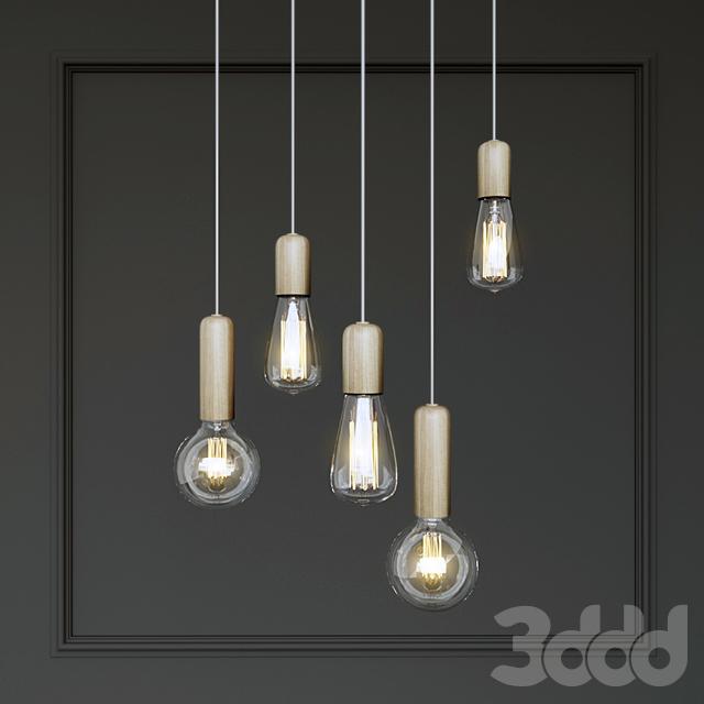 Подвесной светильник Massmi Bulb