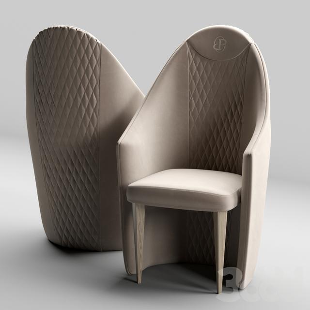 Pregno Vendome  Aston Chair