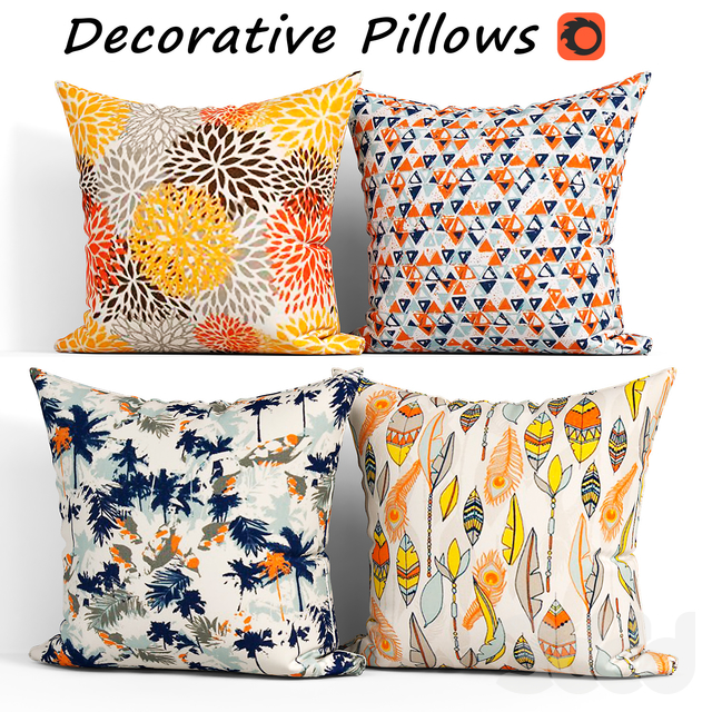 Decorative Pillow set 278