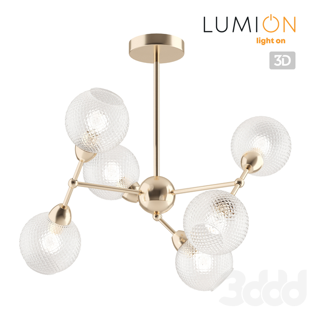 Люстра на штанге LUMION 3752/6C EVERLY
