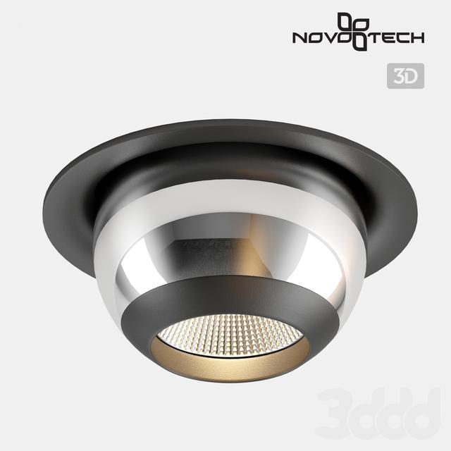 Встраиваемый светодиодный светильник NOVOTECH 358040 GLOB