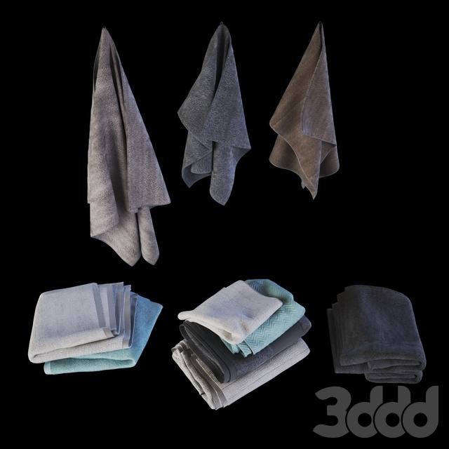 Bathroom Towel set