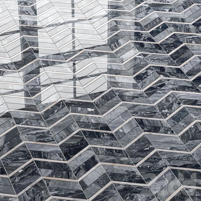Мозаика Villeroy & Boch Timbre Grey K2034ZT9P