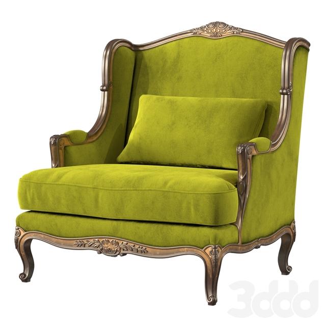 Louis XVI Classic Armchair