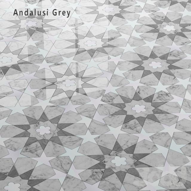 Мозаика Sicis SiciStone Andalusi Grey