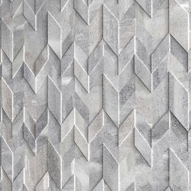 Декор керамогранит Villeroy & Boch Repose Grey Stone