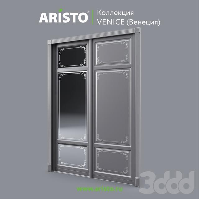 OM Раздвижные двери ARISTO, VENICE, Ven.5, Ven.4