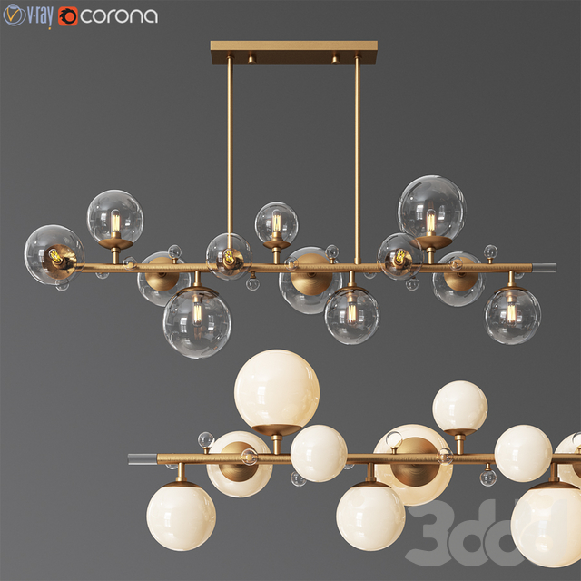 Troon Chandelier - Arteriors