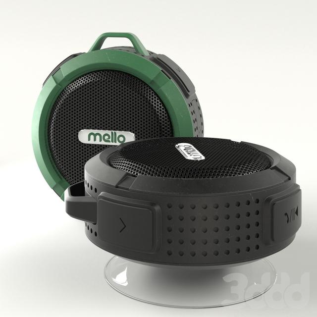 Shower Speaker Mello Mini