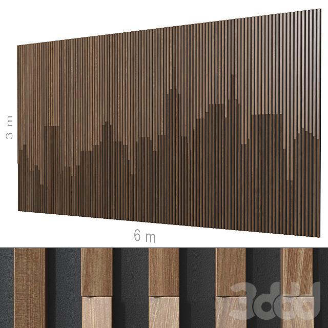 Декоративная стена 237.