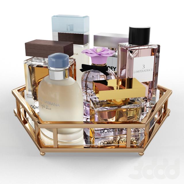 DOLCE & GABBANA Perfume Collection 1