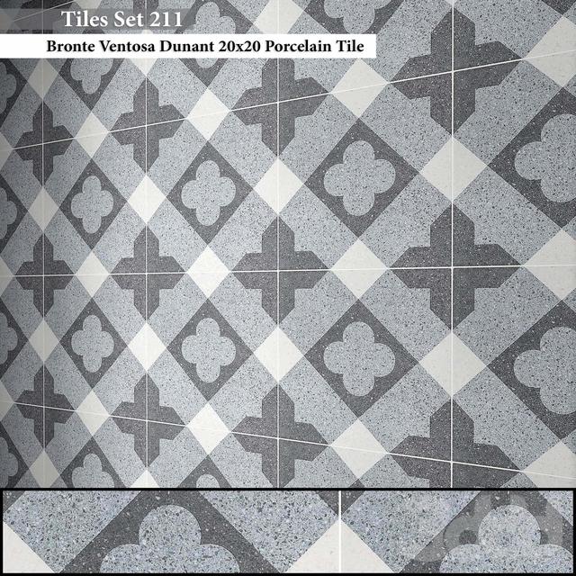 Tiles set 211