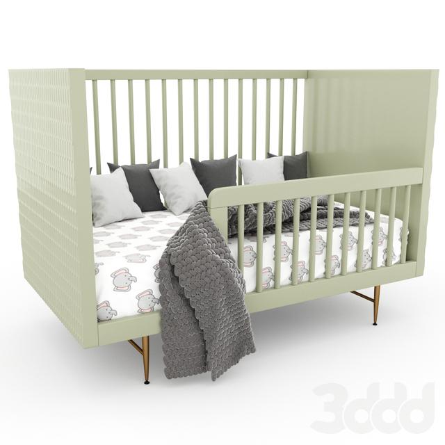 Audrey Crib