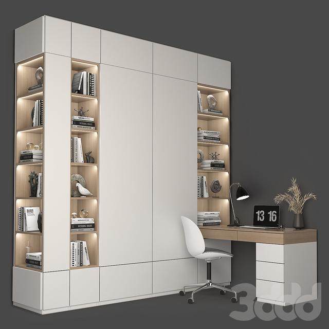 Мебельная композиция 85