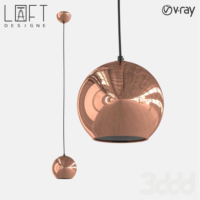 Подвесной светильник LoftDesigne 4622 model