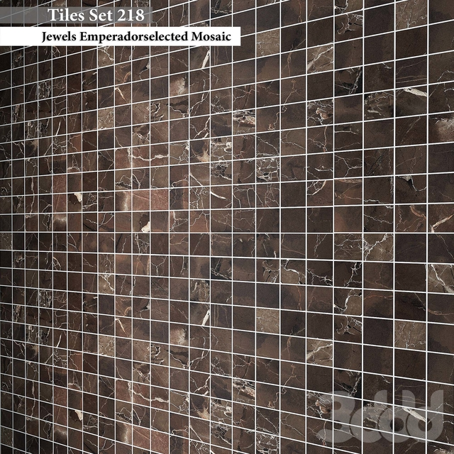 Tiles set 218