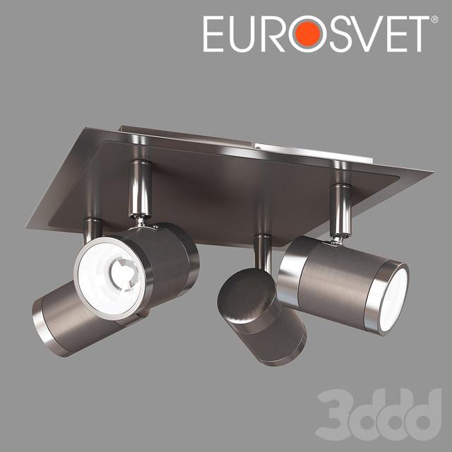 ОМ Потолочный светильник Eurosvet 20058/4 Prime