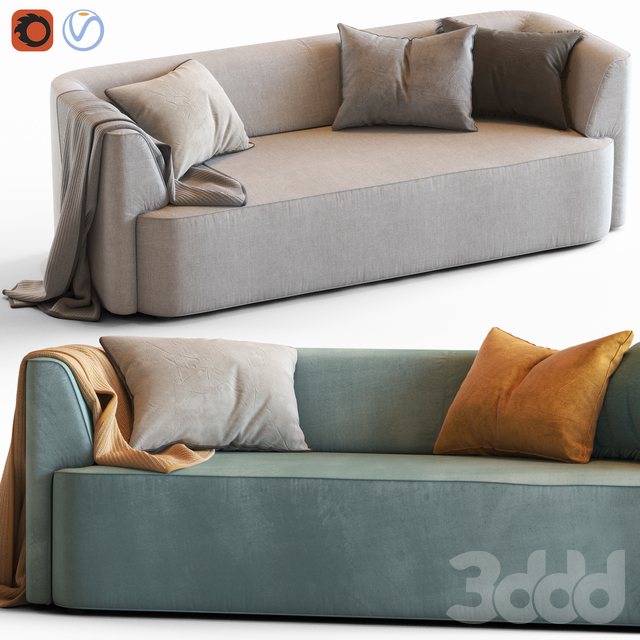 Globewest Juno Boris Sofa