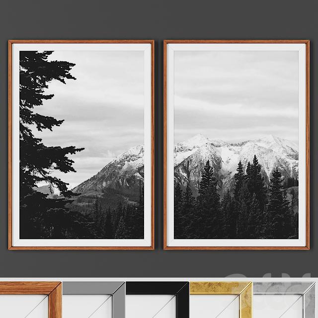 Picture frame set 00018-10