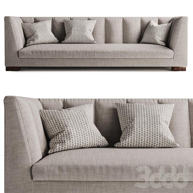 Restoration Hardware Sofa Paxton