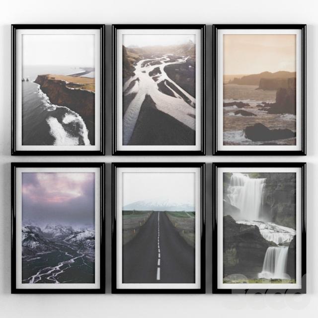 Постеры: Исландия