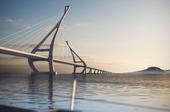 Bridge connection between England and Ireland