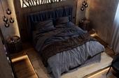 Modern Loft style Bedroom