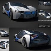 BMW Vision Effecient Dynamics