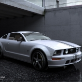 Ford Mustang GT 300