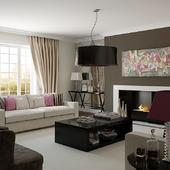 Formal lounge-diner