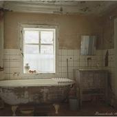 Бабушкина ванная комната