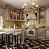Кухня класическая