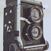 camera MAMIYA c330