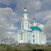 Храм Пр. Богородицы в селе Одесское