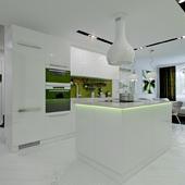 Белая зелень