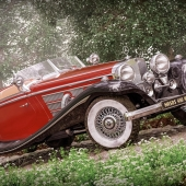 Mercedes rodster
