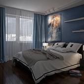 Спальный район
