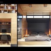 Реконструкция жилого дома с выделением и надстройкой мансардного этажа.