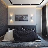 Дизайн спальни, г.Донецк