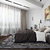 Дизайн спальни, г.Санкт-Петербург